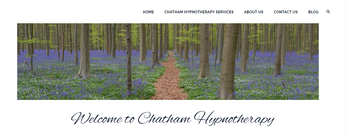 chatham-hypnotherapy-website-design-top
